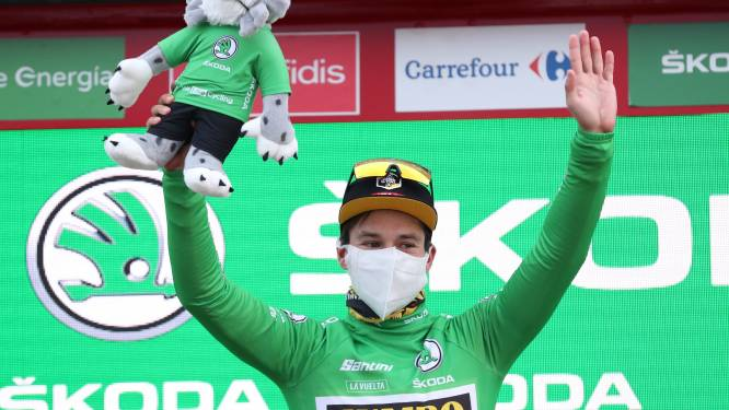 Strijd om eindwinst ligt helemaal open: Roglic klopt Carapaz na heerlijk duel in Vuelta