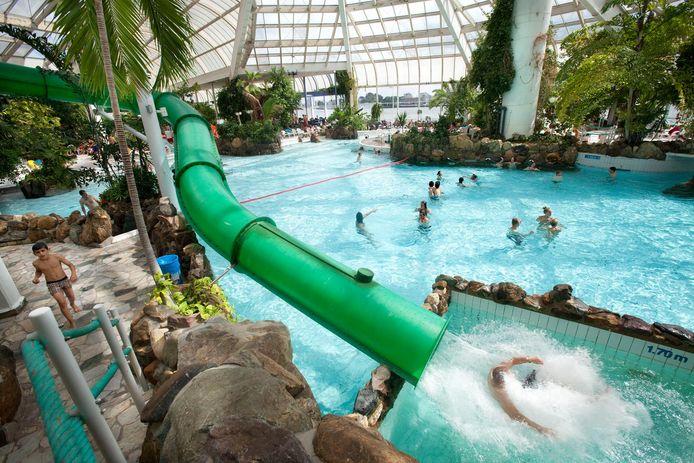 BlueCity werd voor 1,7 miljoen euro eigenaar van in verval geraakte subtropisch zwemparadijs Tropicana.