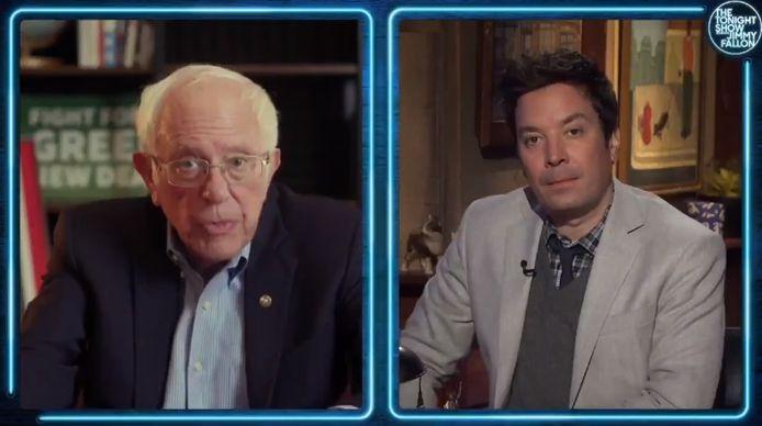 Bernie Sanders avait tout prévu, mot pour mot.
