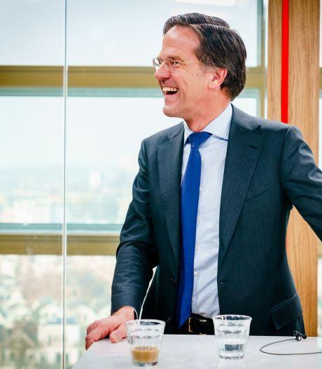 Rutte: Als ik vertrek uit politiek, ga ik onderwijs in