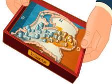Nederlandse economie kantelt: de Randstad levert in, het oosten groeit