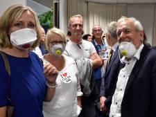 Gesprekken over biocentrales en onderzoek naar de buitenlucht Waddinxveen