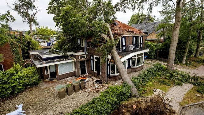 Verwoestende valwind dreunt nog steeds na in Leersum: 'Lombokbos pas over half jaar weer open'
