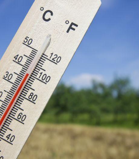 Mogelijk acht dagen op rij boven de 30 graden in Brabant, 'Erg bijzonder voor augustus'
