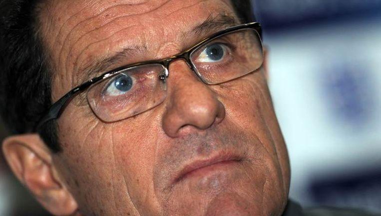 Fabio Capello. Beeld afp