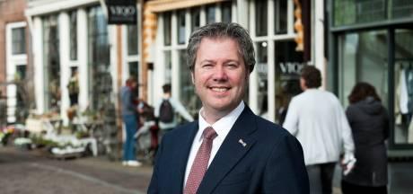 Zo kijkt de Oudewaterse burgemeester Danny de Vries terug op zijn eerste 100 dagen