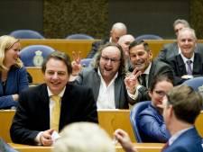 De lach is teruggekeerd bij de leden van de PVV-fractie