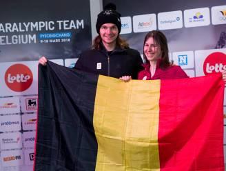 Skiester Eléonor Sana draagt Belgische vlag voor Paralympische Winterspelen in Pyeongchang