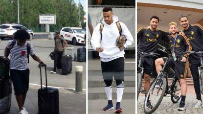 """WK LIVE 07/07. Brazilianen druipen af met staart tussen de benen - Neymar: """"Droevigste moment uit carrière"""" - Courtois: """"Ik heb de Engelse doelman nooit uitgelachen"""" - Chadli raakt wellicht fit"""