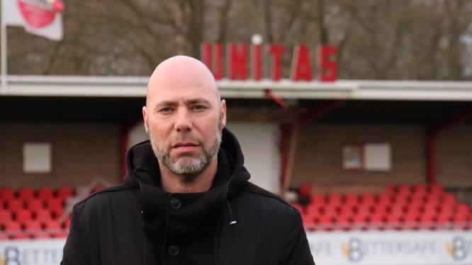 Unitas-trainer Michel van Oostrum hoopt op oude club FC Emmen bij bekerloting