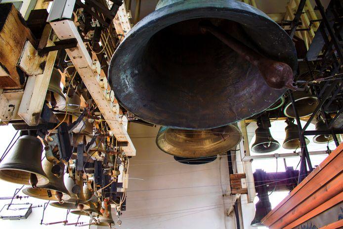 stockadr carillon, klokkenspel, klok
