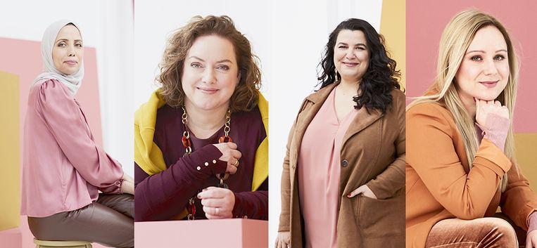 4 vrouwen kwamen naar Nederland voor liefde, werk of studie: wat vinden ze er eigenlijk van?