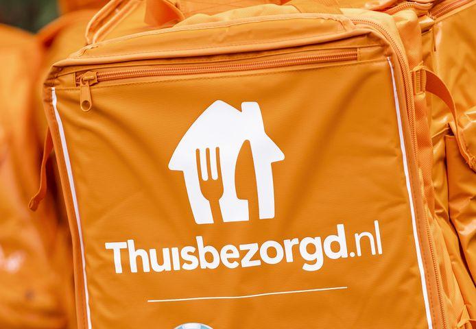 Fietskoeriers van Thuisbezorgd.nl hadden gisteravond weinig te doen door een storing in het bestelsysteem.