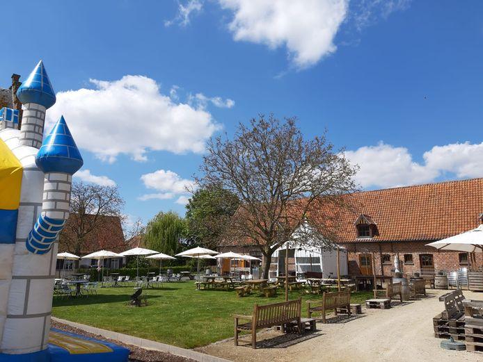 De zomer begint nu al in 't Gaverhopke.