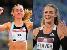 Sensationele atletiekdag: Bol en Klaver verpulveren stokoude nationale records