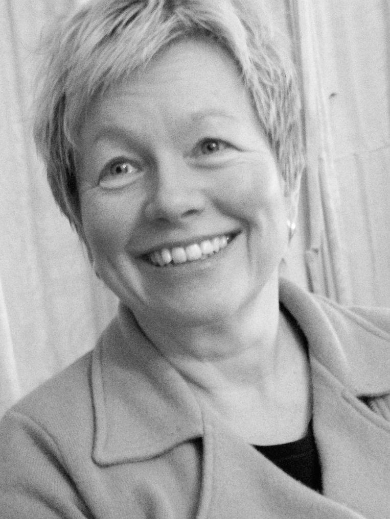 Monique Gooren. Schrijver, eindredacteur en schrijfdocent. Beeld .