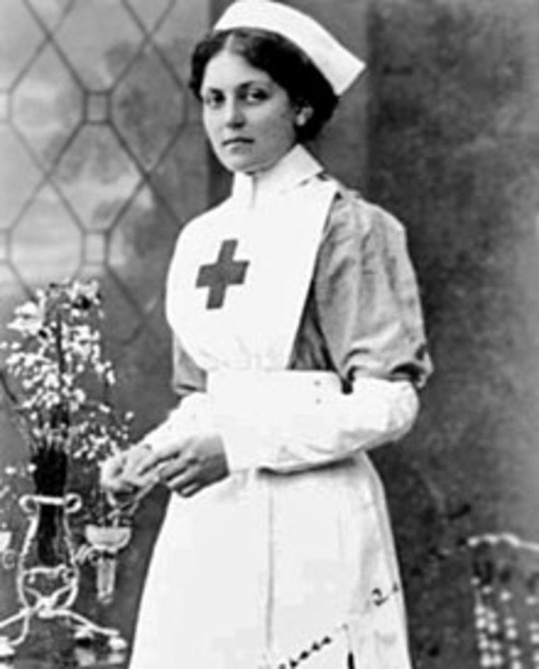 Violet Jessop overleefde twee scheepsrampen.