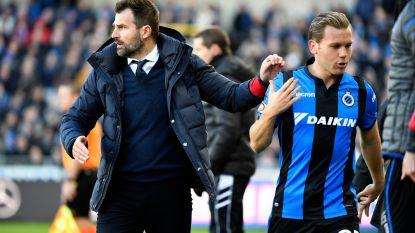 """""""Goede trainer, zozo psycholoog"""": chef voetbal Stephan Keygnaert gelooft dat Club Brugge Ivan Leko pas na het seizoen  zal evalueren"""
