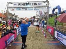 Tim Pleijte completeert hattrick in spannende Kustmarathon