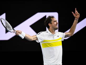 Tsitsipas kan Nadal-mirakel niet herhalen: Medvedev naar finale