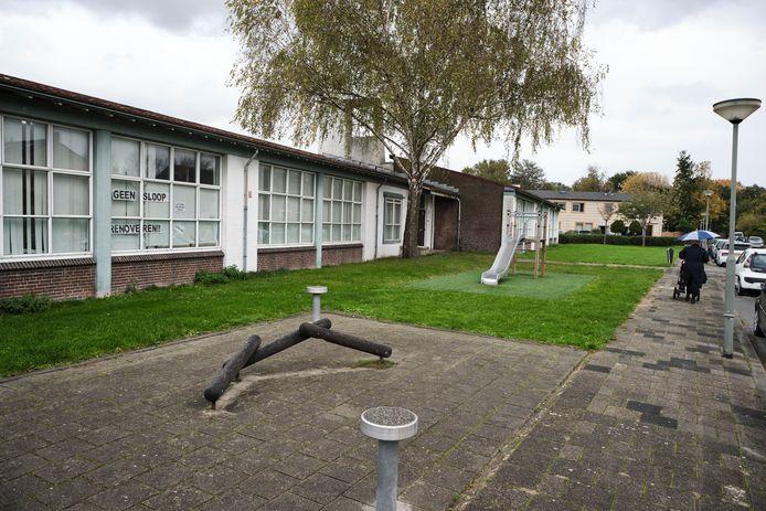Wijkbewoners willen de Martinussschool behouden.