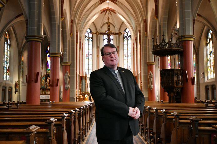 Pastoor Marc Oortman