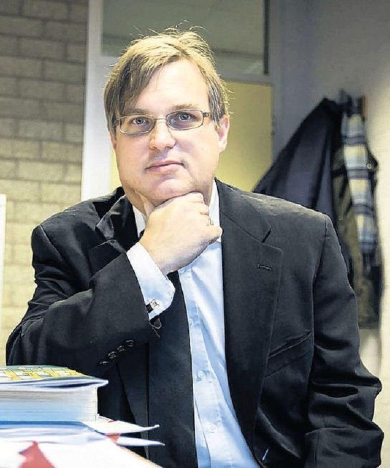 William Duba in Nijmegen. Beeld Joeri Borst