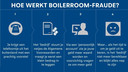 Zo werkt 'boilerroom-fraude'