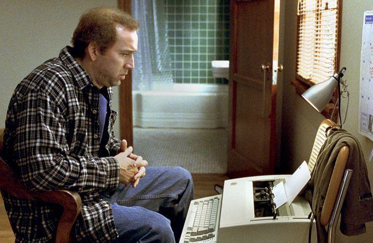 Nicolas Cage in Adaptation. Beeld AFP