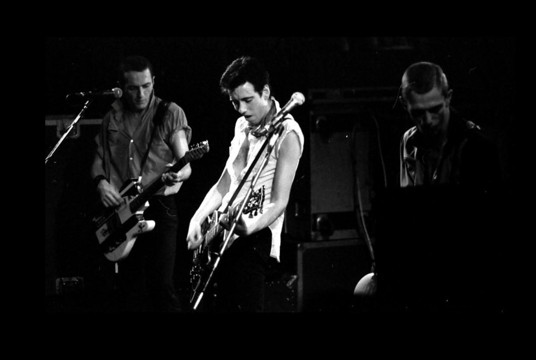 The Clash. Beeld © rv