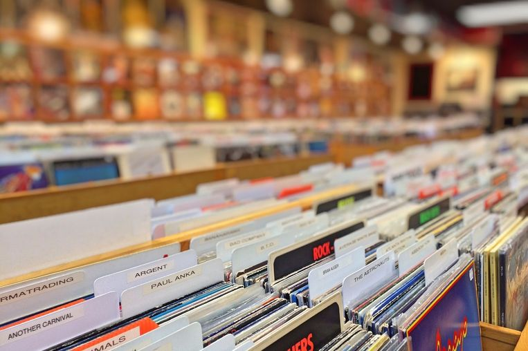 Het conceptalbum ruikt naar de klassieke vinylplaat: een verhaal, een begin, een einde en een slot. Beeld Pixabay