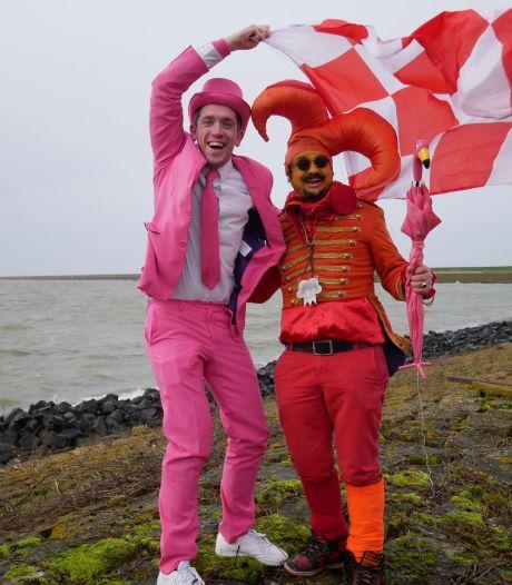 Ludieke campagne voor Hossen op de Markt: 'Bezoek carnaval in Amsterdam-Zuid'