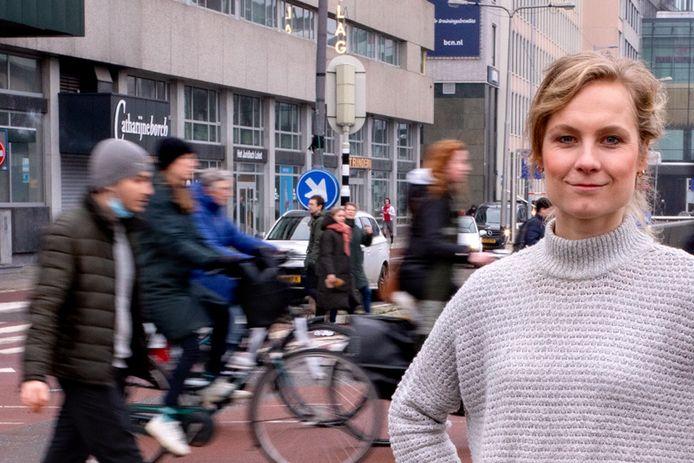 Jantine Zwinkels CDA-raadslid Utrecht