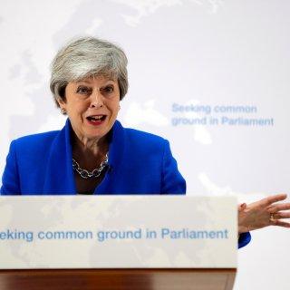 Premier May zet deur naar tweede Brexit-referendum halfopen, maar het effect is averechts