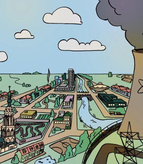 'Deur op kier voor kerncentrale in Bergen op Zoom'