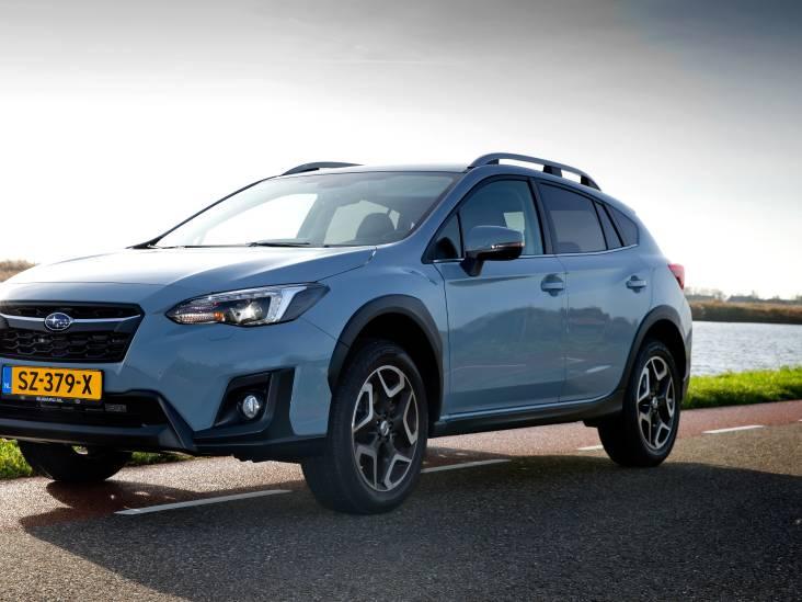 Test Subaru XV: eigenzinnig karakter
