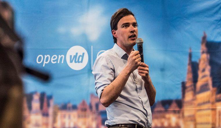Lijsttrekker Mathias De Clercq