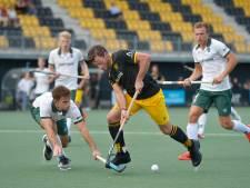 Eindelijk weer Europees hockey voor mannen HC Den Bosch