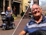 Meneer Bogers (84) rijdt met scootmobiel van Den Helder naar Etten-Leur: 'Weet niet waar ik aan begin'