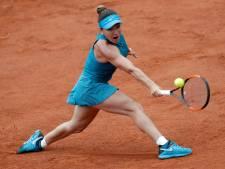 Simona Halep renonce au tournoi de Palerme, que disputera Alison Van Uytvanck