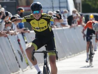"""Lars Vanden Heede wint eerste koers van het seizoen: """"Ik wist dat ik in orde was, maar zege verwachtte ik niet"""""""