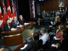 """Un premier cas de coronavirus confirmé au Canada, un autre """"présumé"""""""
