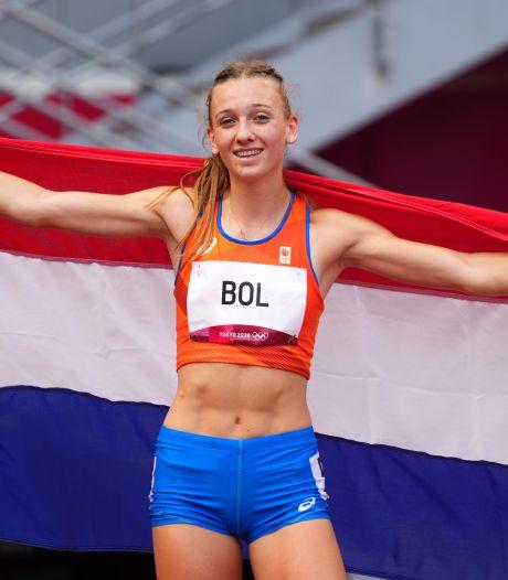 Fenomeen Femke Bol in snelste race ooit naar sensationeel brons: 'Ik was op mijn allerbest'