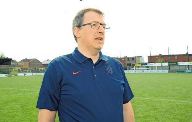 Racing Mechelen-voorzitter Koen Van Exem.