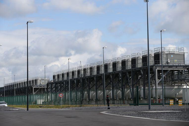 Google bouwde in 2015 al een datacenter in Baudour (Henegouwen).