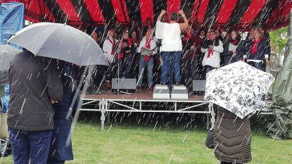 IN BEELD. Vier jaargetijden trekken over het zangfestival Volkoren