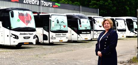 Truckparking met 100 plekken langs A4/A58 achter Zeebra Tours:  'Wij geloven erin en gaan ervoor'