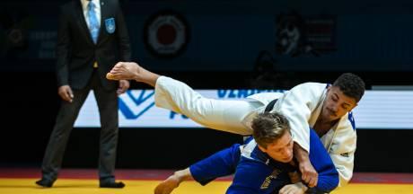 Matthias Casse, Sami Chouchi et Gabriella Willems sortis d'entrée au Masters de judo de Doha