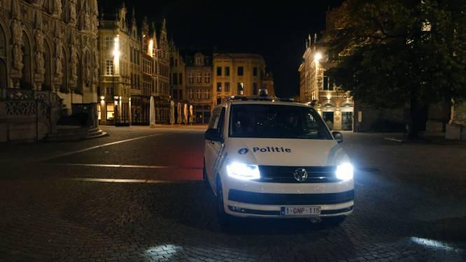 Dronken bestuurder negeert avondklok