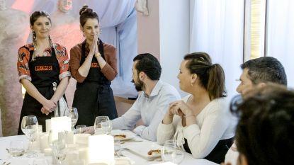 Vriendinnen blazen sterrenchefs omver in 'Mijn Keuken, Mijn Restaurant': cuisson die zelfs Sergio ontroert